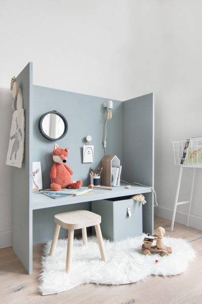 DIY playroom speelplek