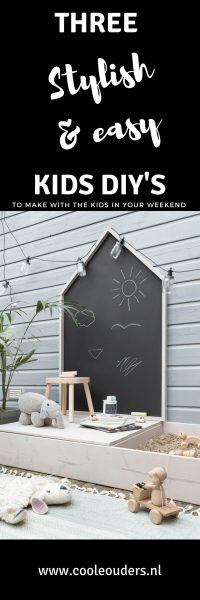 Easy Kids DIY stylish